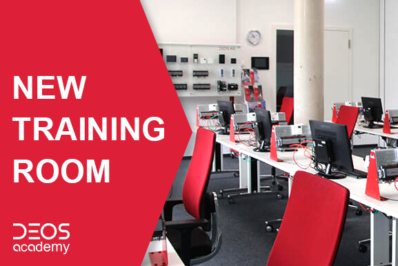DEOS academy: More space to build your knowledge