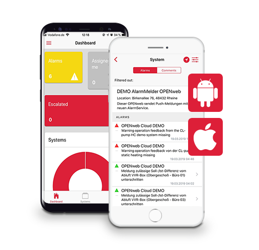 DEOS AG - DEOS Mobile Apps
