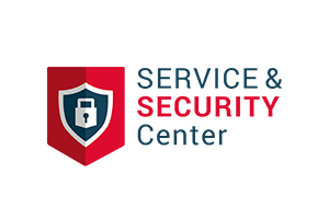 Logo Service Security Center