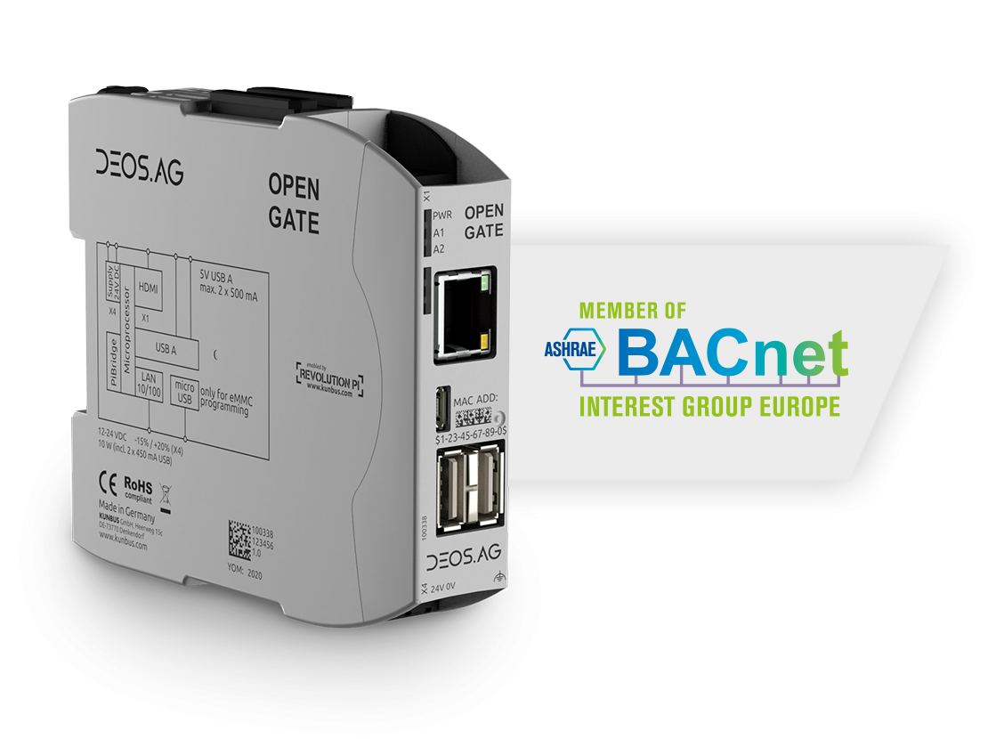 Open Gate Bacnet
